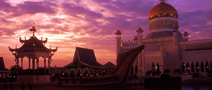 Brunei Majestic Capital City Tour | BorneoPassages